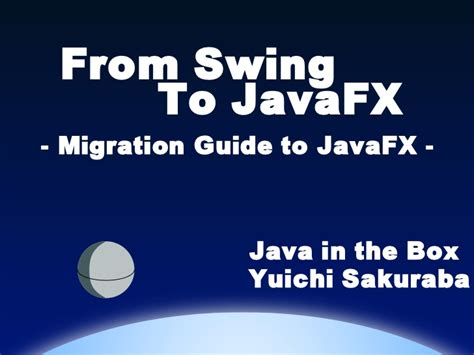 java swing box from swing to javafx