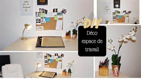 Diy Deco Bureau Relooking De Mon Espace De Travail Pas Bureau Deco
