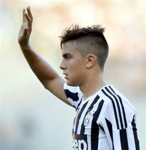 paulo dybala hairstyle cool men s hair