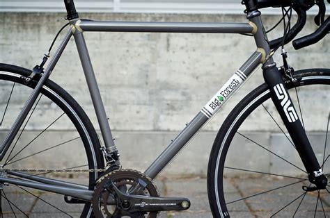 Velo Lackieren Berlin by Ziemlich Wie Ein Fahrradrahmen Bauen Zeitgen 246 Ssisch