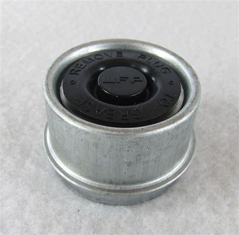 dust cap 1 980 quot ez lube bearing zinc plated grease dust cap