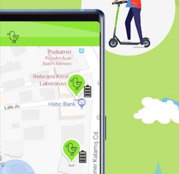 marti indir android icin elektrikli scooter kiralama