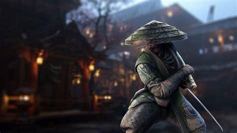 pc game wallpaper 4k wallpaper orochi for honor samurai katana 4k games