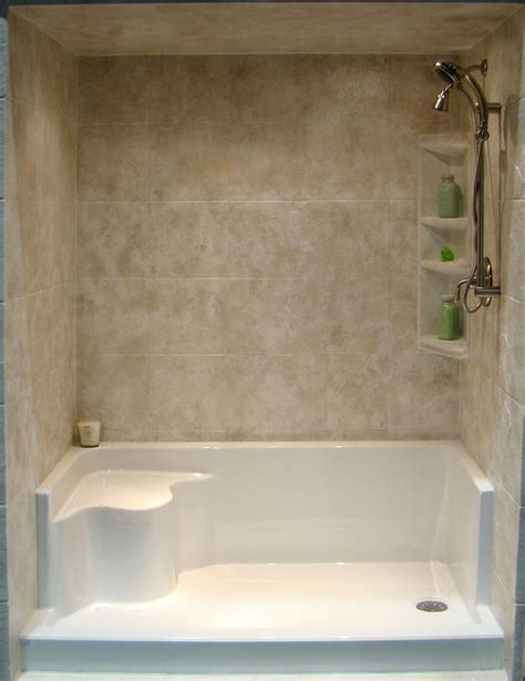 how to replace bathtub with walk in shower replace mobile home tub with shower useful reviews of