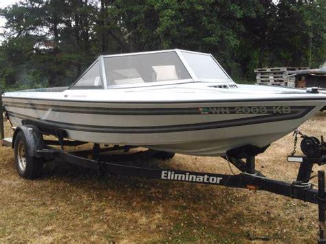 eliminator ski boat for sale eliminator ski boats for sale