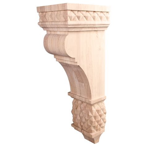what is corbel wood corbels