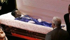 celebrity casket photos celebrity open casket funerals king of soul james brown