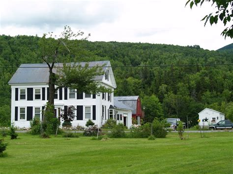Colonial Farmhouses by Panoramio Photo Of Beautiful Old Farm House In Byron Me