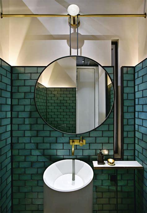 dark green bathroom tiles 54 dark bathroom tile ideas for the cool bathroom