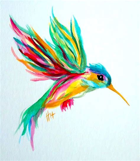 colorful hummingbirds colorful hummingbird design