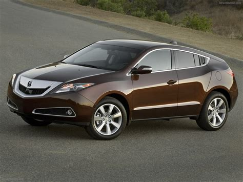 how it works cars 2011 acura zdx on board diagnostic system acura zdx 2011 exotic car pictures 12 of 50 diesel station