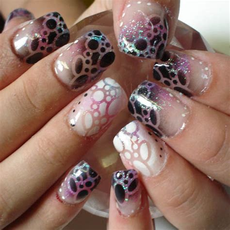 Airbrush Nail by 9 Best Airbrush Nail Designs With Pictures Styles At