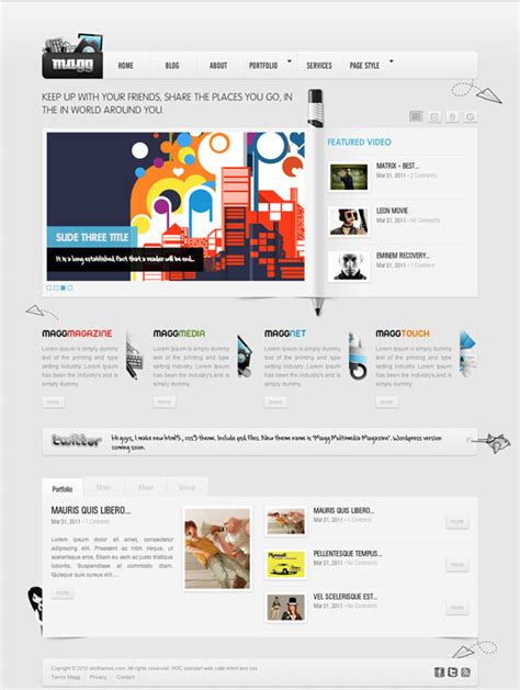themeforest reviews magg wordpress theme review themeforest net