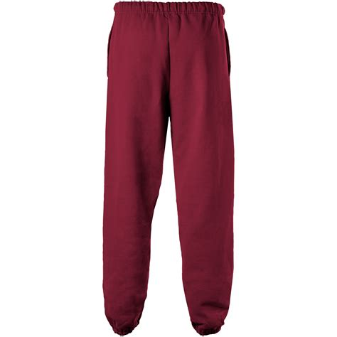 Sweat Pant 34 Maroon wrestlingmart sweatpants apparel wrestlingmart free shipping