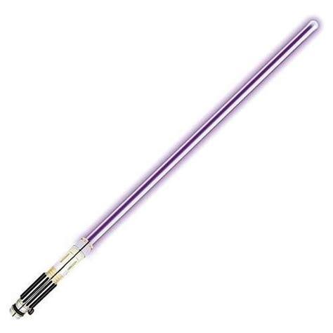 Star wars mace windu force fx lightsaber replica