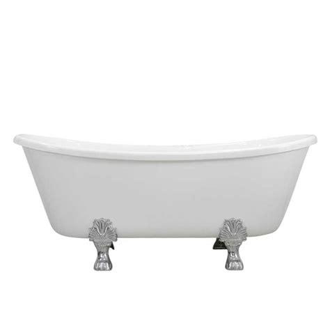 bathtub in french french bateau acrylic claw tub the loo store