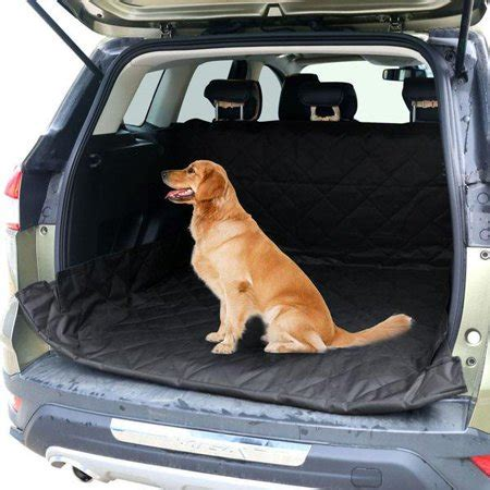 cargo mat for pets black cargo liner cargo mat for pet deluxe quilted