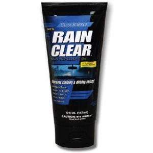 Unelko Glass Scrub clear glass protectant automotive