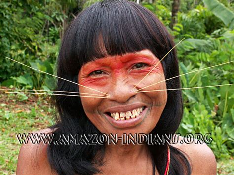 amazon tattoos why many amerindians from america do not look