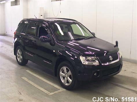 Suzuki Escudo 2006 2006 Suzuki Escudo Grand Vitara Black For Sale Stock No