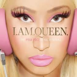The nicki minaj s i am queen line of pros are available now in