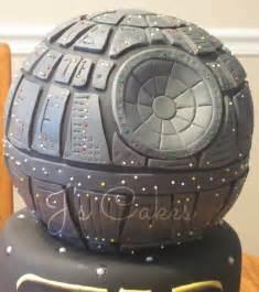 todesstern kuchen j s cakes wars cake