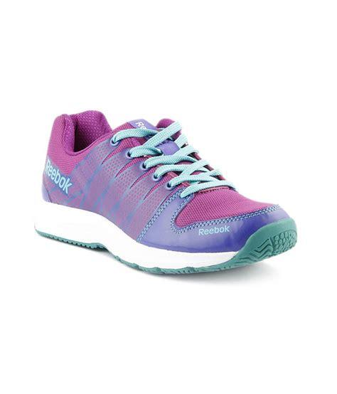 purple sport shoes reebok purple sport shoes price in india buy reebok