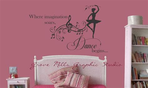 wall decals for girls bedroom dance nobodys girls bedroom wall decals watching nursery