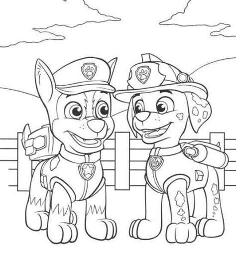 dibujos para colorear ya los mejores dibujos para dibujos de la patrulla canina para colorear los mejores