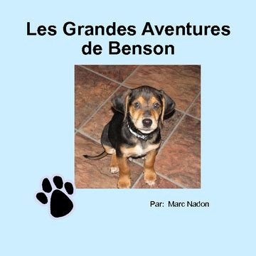 les grandes aventures de benson book 168353 bookemon