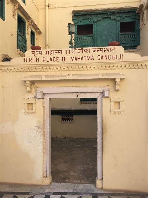 gandhi born place porbandar remembering mahatma gandhi travel twosome