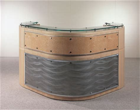 Curved Reception Desks Curved Reception Desk For Sale