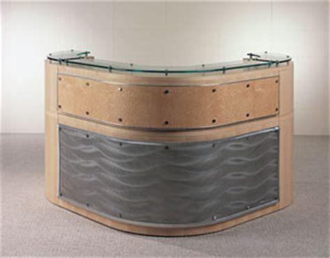 Curved Reception Desks Curved Reception Desk For Sale