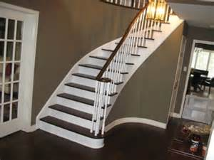 Refinishing Stair Banister Hardwood Stairs And Railings Sitemap Hardwood Stairs