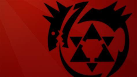 Fullmetal Alchemist Homunculus Symbol Wallpaper