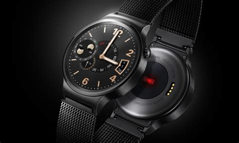 Smartwatch Huawei Review Huawei Smartwatch Techdissected
