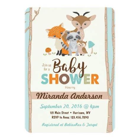 libro woodland craft 169 mejores im 225 genes de babies or baby shower en invitaciones de baby shower libro