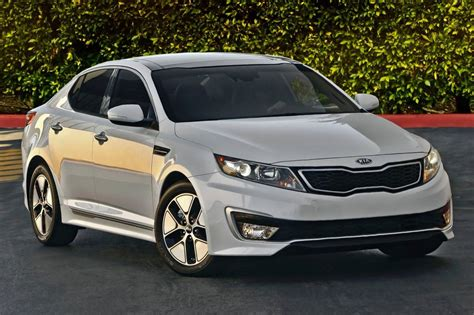 Kia Optima Hybrid Ex 2013 Used 2013 Kia Optima For Sale Pricing Features Edmunds