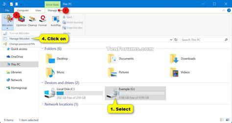 bitlocker tutorial windows 10 turn on or off bitlocker for fixed data drives in windows