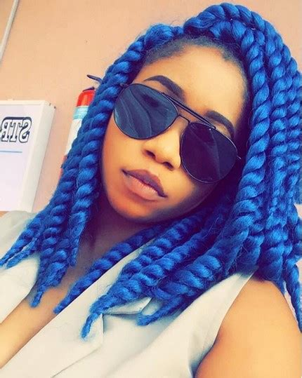celebrity that wears crochet braids celebrity style fashion news fashion trends and beauty