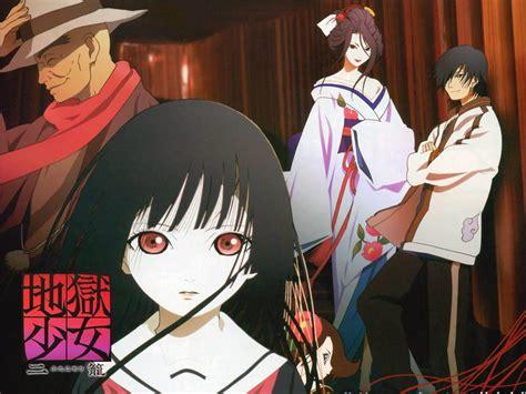 from hell girl jigoku shoujo newhairstylesformen2014 com anime review jigoku shoujo hell girl rjirui
