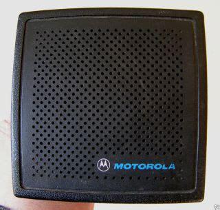 Eksternal Speker Rig Motorola 8 Ohm motorola 4031b radio speaker bracket 2 way astro spectra