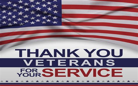 service for veterans thank a veteran with not word middle wisconsin