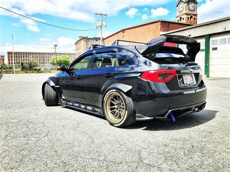 widebody subaru impreza hatchback ideas modified subaru imperza hatchback cooper subaru