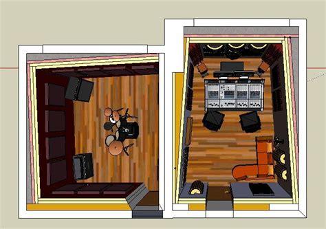 Home Recording Studio Wall Colors Small Professional Home Recording Studio In Italy