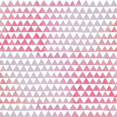 pattern triangle pastel watercolour pattern patterns pinterest pink triangle