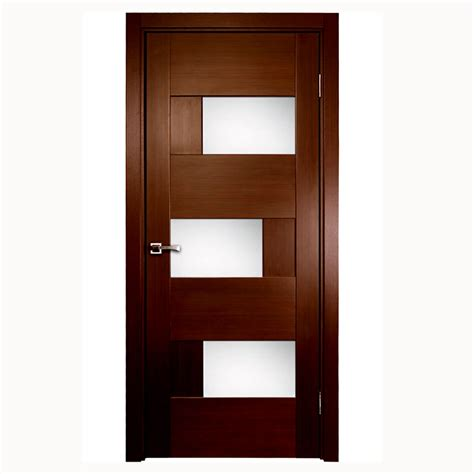 Glass Paneled Interior Door Aries Modern Interior Door With Glass Panels Aries Interior Doors