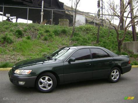 lexus green 1999 woodland green pearl lexus es 300 28461710 photo 7