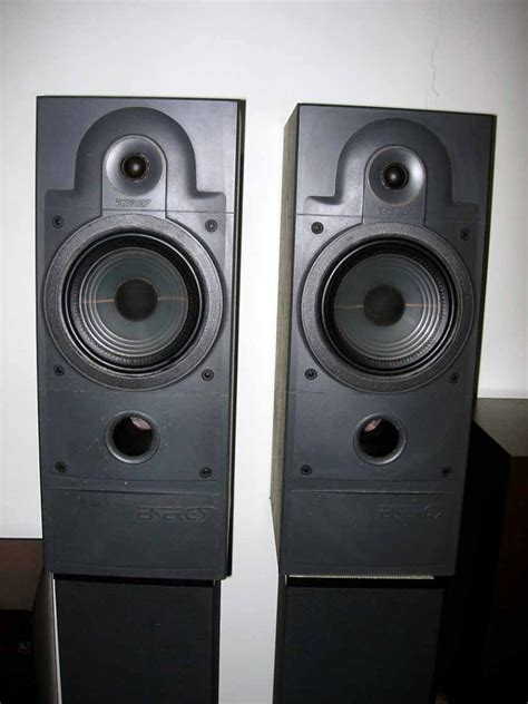 energy 4 1e bookshelf speaker used