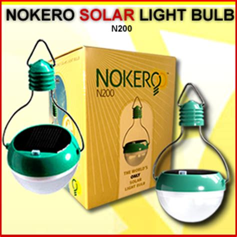 Luminaid Inflatable Solar Powered Light Luminaid Nokero Solar Light Bulb